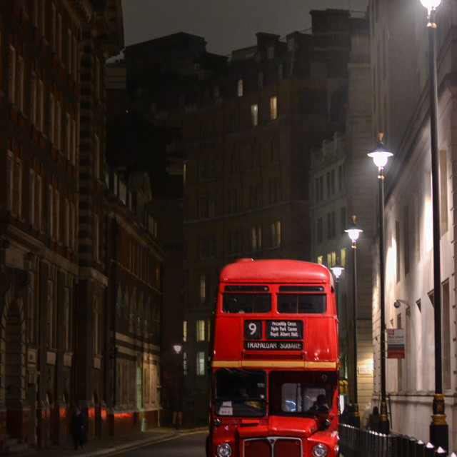 """Routemaster"" stock image"