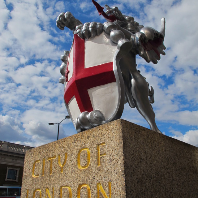 """London's Finest"" stock image"