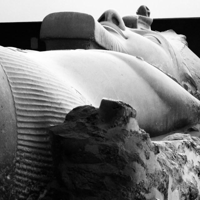 """""""Ramses II"""" stock image"""