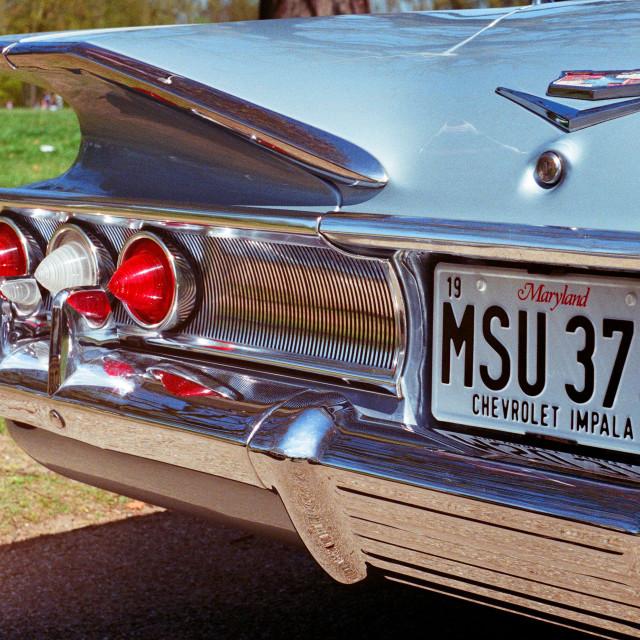 """""""Chevrolet Impala"""" stock image"""