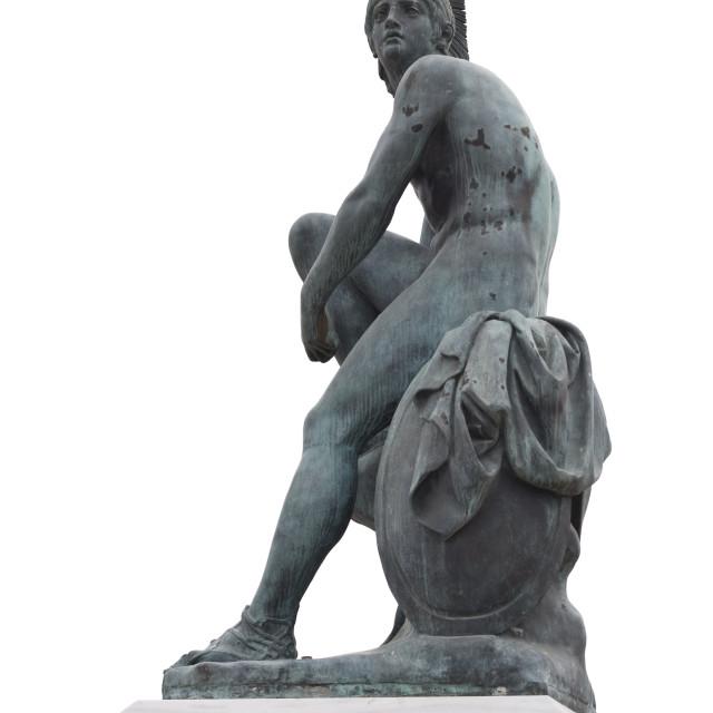 """""""Theseus"""" stock image"""