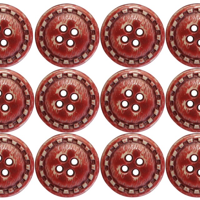 """Red buttons"" stock image"