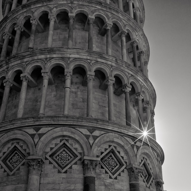 """Tower of Light"" stock image"