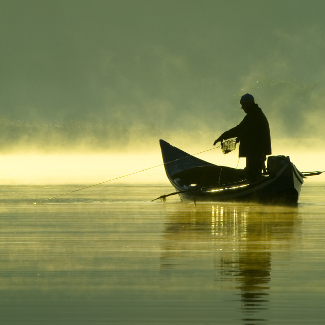 """Fishing"" stock image"