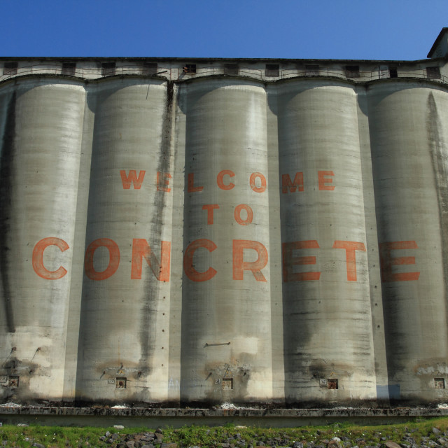 """Concrete"" stock image"