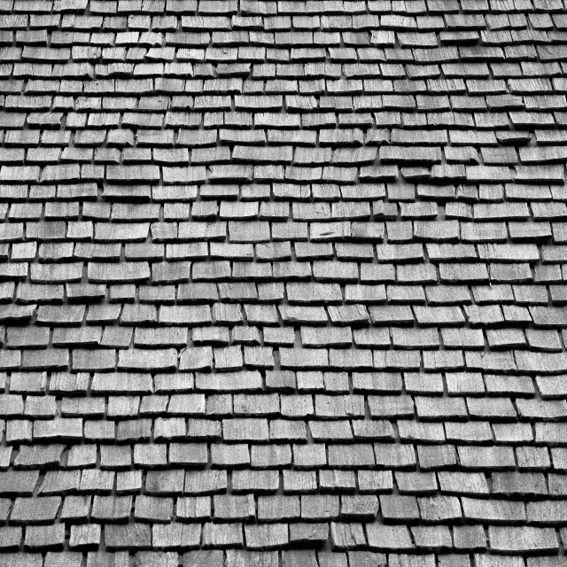 """Roof Shingles"" stock image"