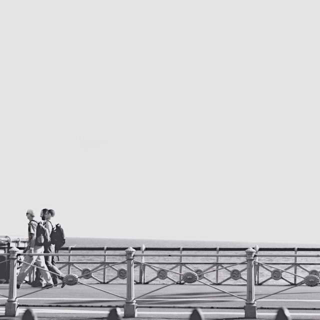 """""""Seafront 2"""" stock image"""