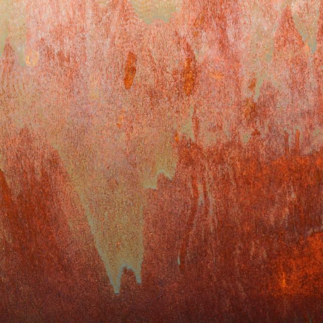 """Rusty Metal Texture 04"" stock image"
