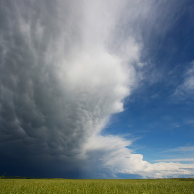 """Storm Cloud 1"" stock image"