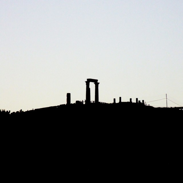 """Roman Ruins"" stock image"