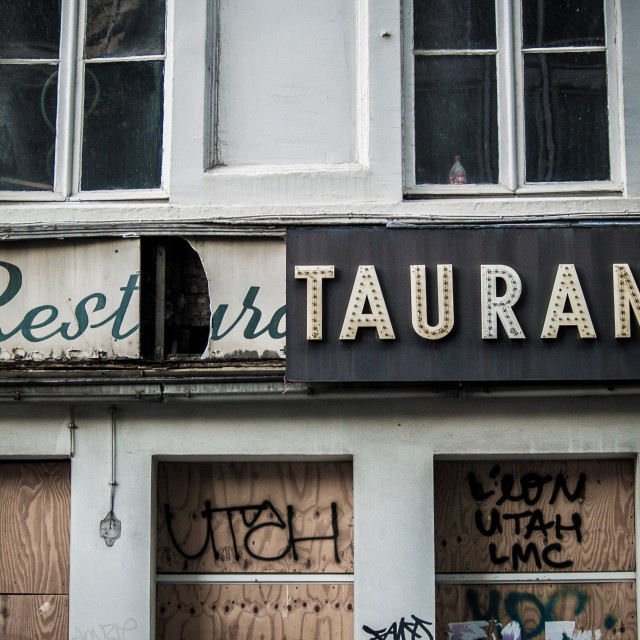 """Restaurant"" stock image"