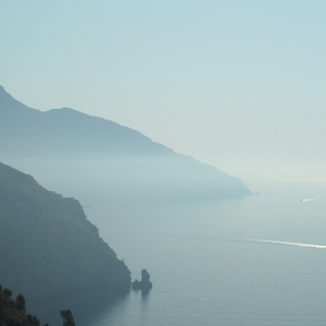 """Amalfi Coast"" stock image"