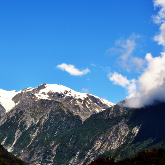 """Mount Cook"" stock image"