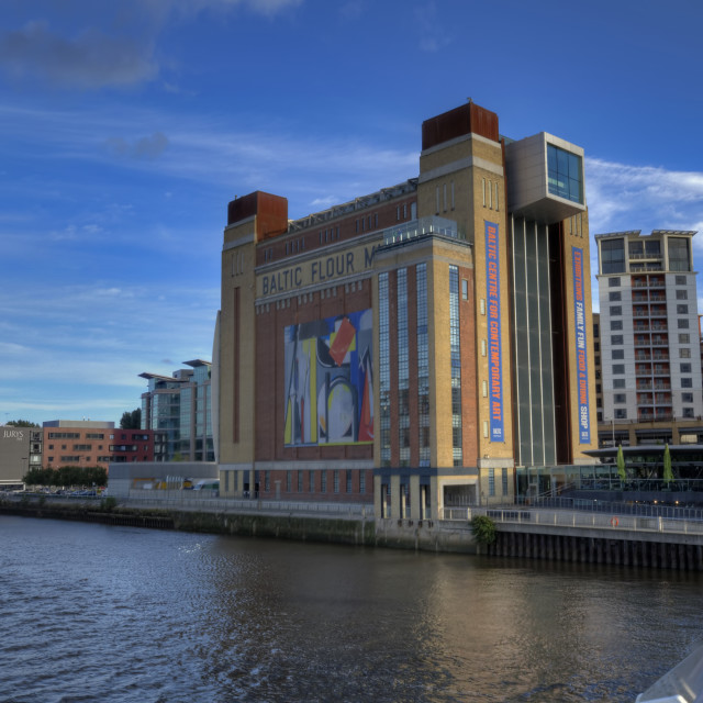 """The Baltic Centre"" stock image"
