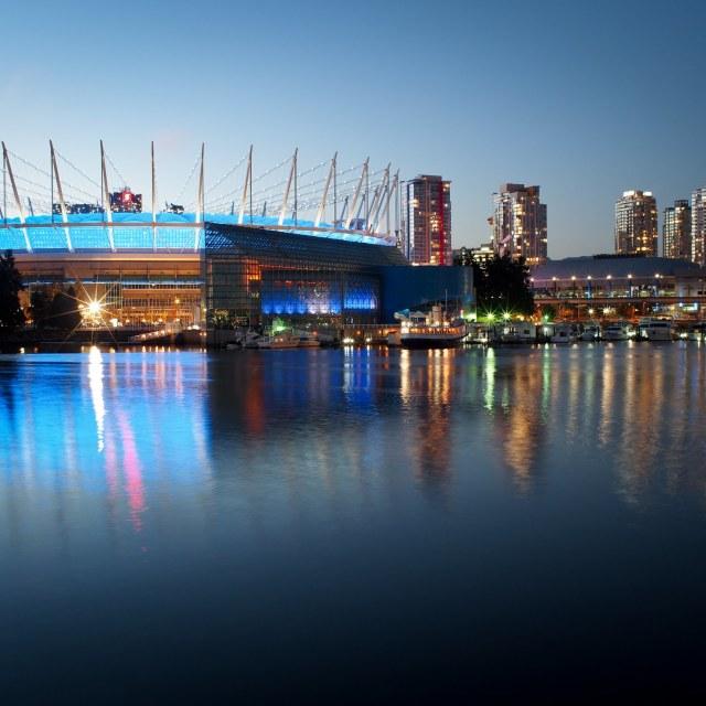 """Beautiful Vancouver"" stock image"