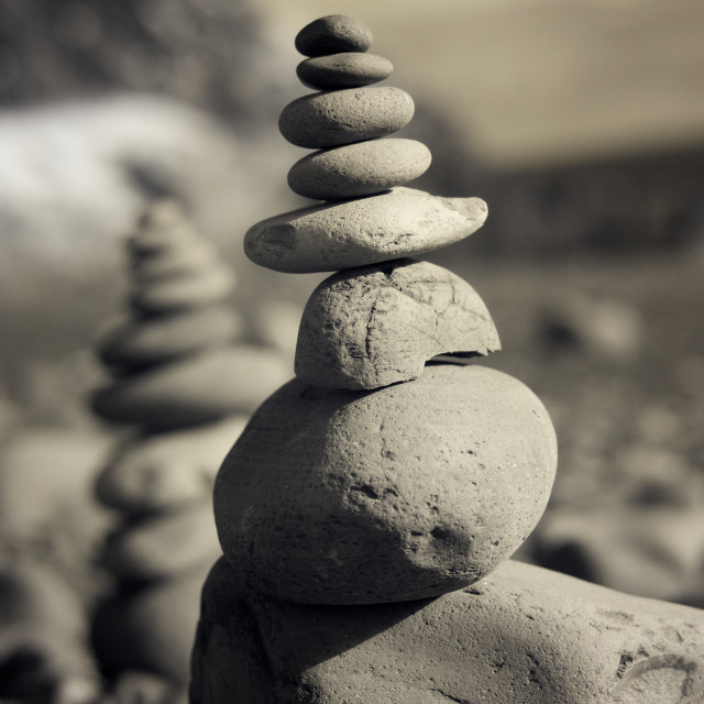 """""""Cairns"""" stock image"""