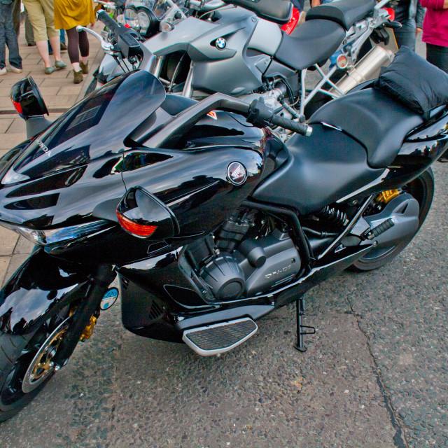 """Honda DN 01"" stock image"