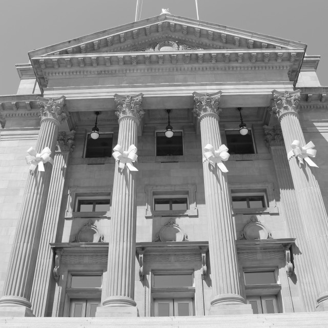 """""""Boise State Capitol"""" stock image"""