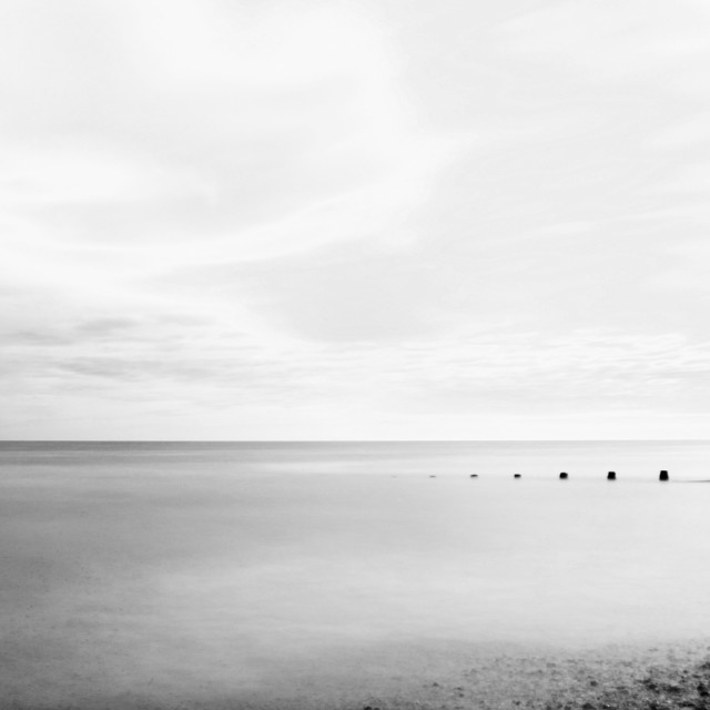 """Seascape I"" stock image"