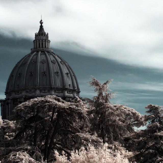"""Vatican Vista IV"" stock image"