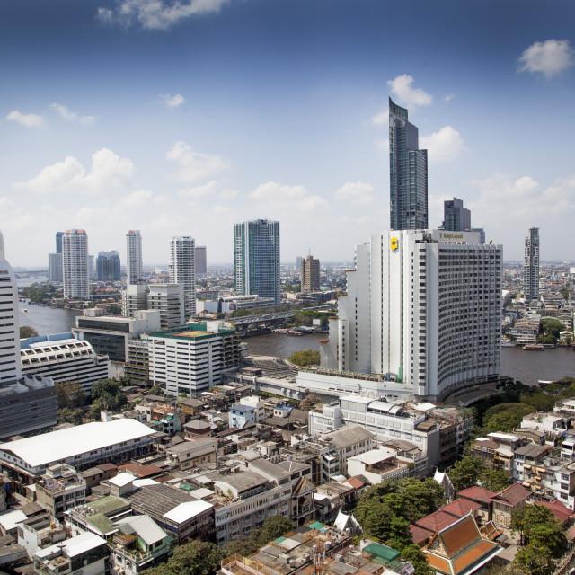 """Bangkok city"" stock image"