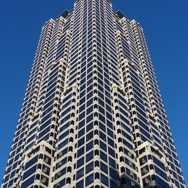 """Atlanta Monolith"" stock image"