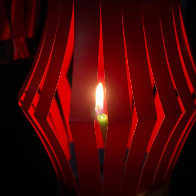 """""""Vietnamese lanterns"""" stock image"""