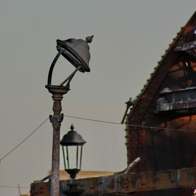 """Eastbourne Pier"" stock image"
