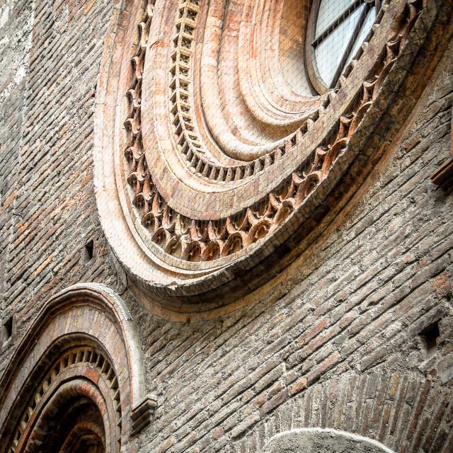"""""""Chapel Window"""" stock image"""