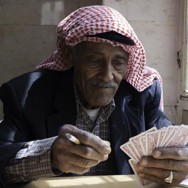 """Bedouin"" stock image"