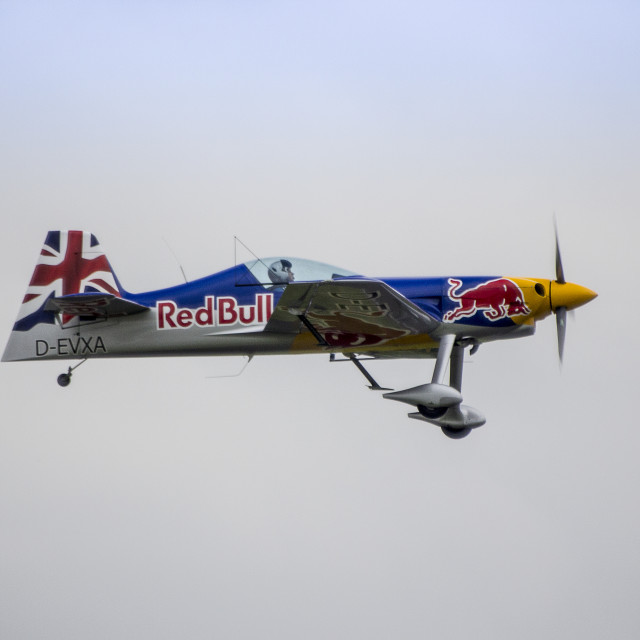 """Redbull stunt team"" stock image"
