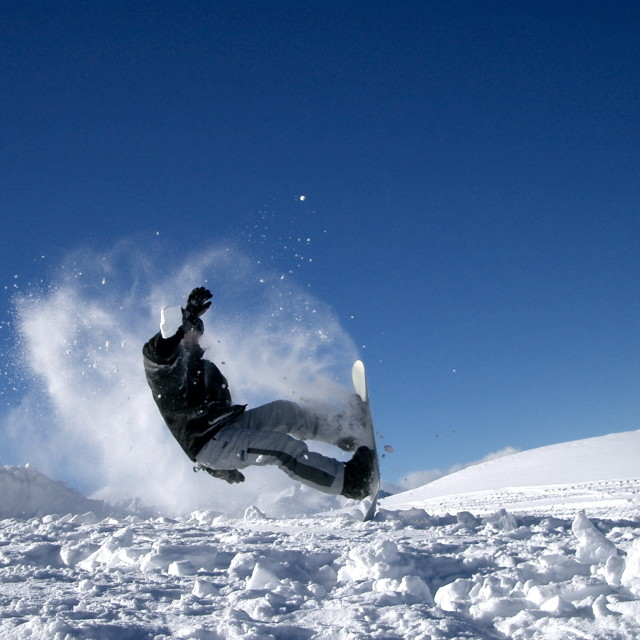 """""""Wipeout!"""" stock image"""