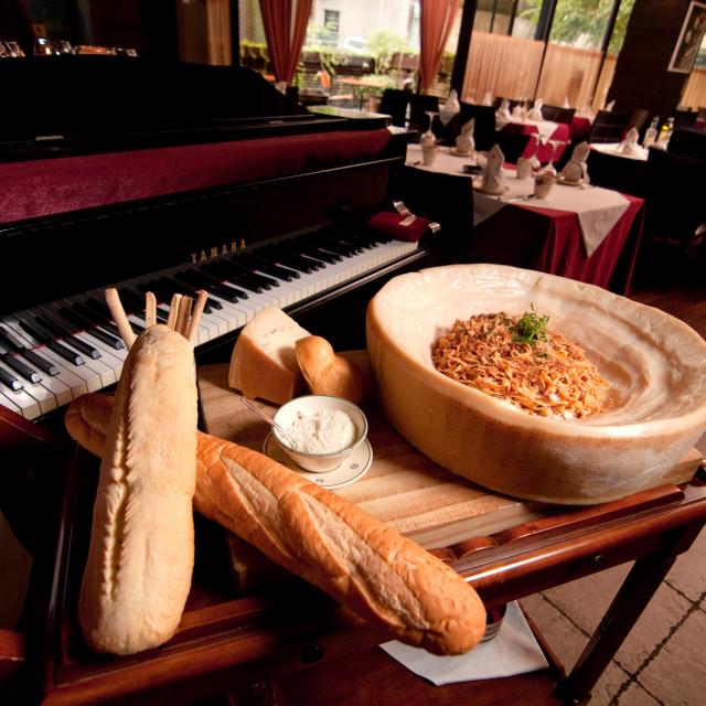 """Italian Food"" stock image"