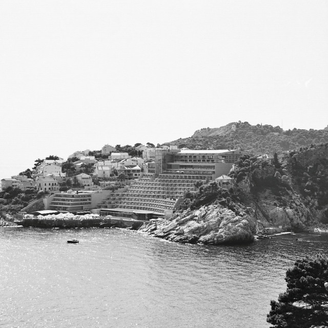 """Dubrovnik Horizon"" stock image"