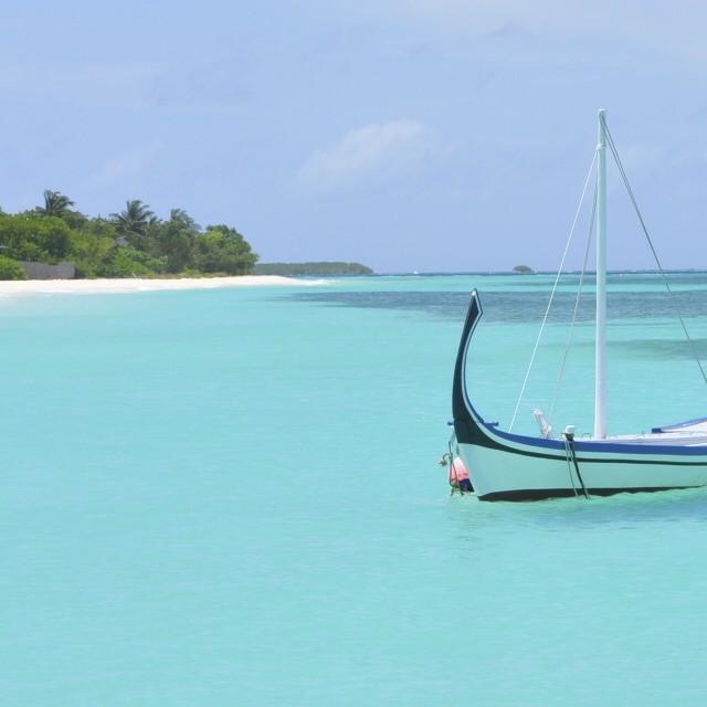 """Maldives 2012"" stock image"