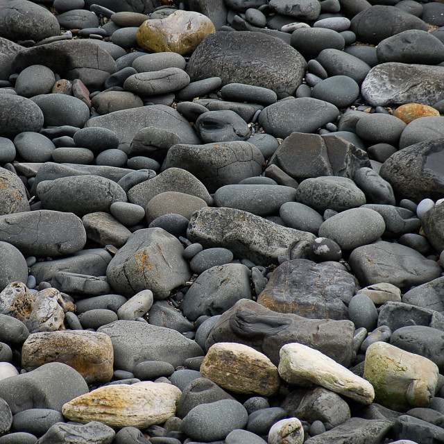 """Pebbles"" stock image"