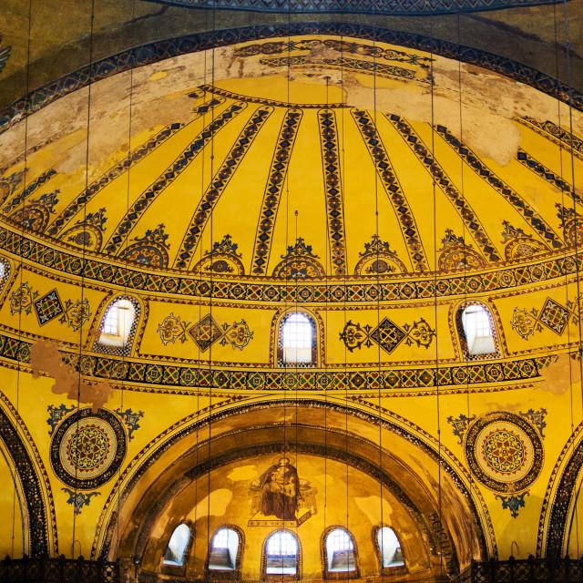 """Hagia Sophia Architecture"" stock image"