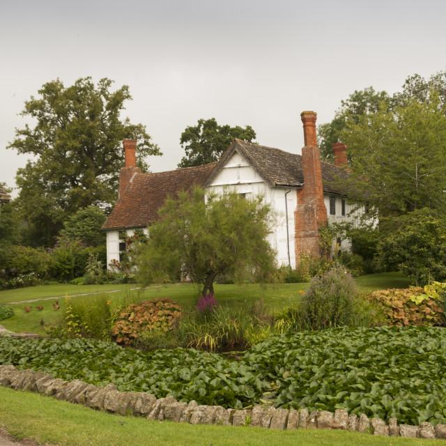 """The Brockhampton Estate"" stock image"