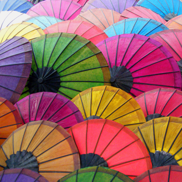 """parasols"" stock image"