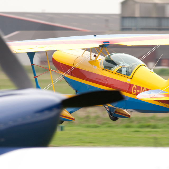 """Pitts S1"" stock image"