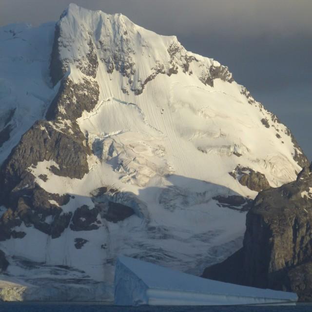 """""""Elephant Island, Antarctica"""" stock image"""