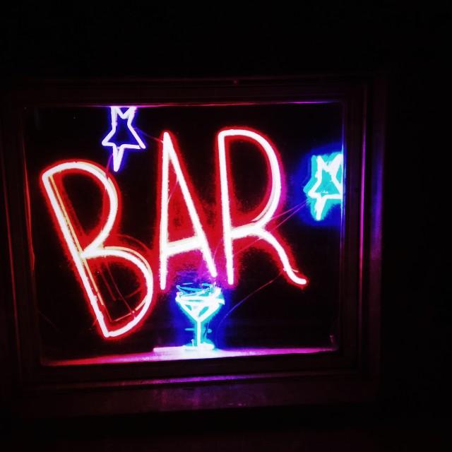 """Bar"" stock image"