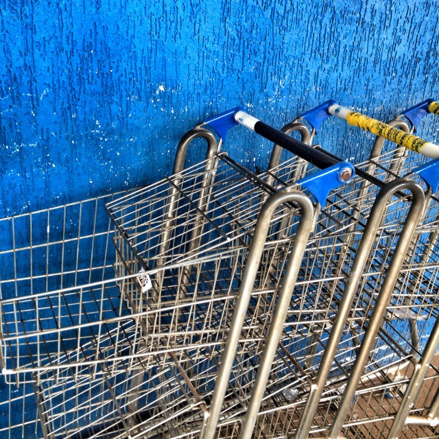 """Supermarket"" stock image"