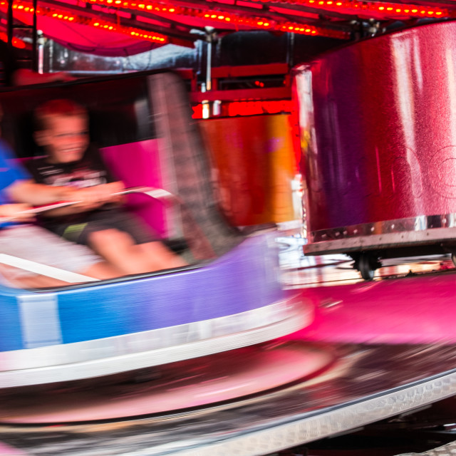 """""""The waltzer"""" stock image"""