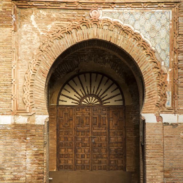 """""""Ancient Doorway"""" stock image"""