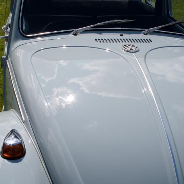 """""""VW Beetle"""" stock image"""