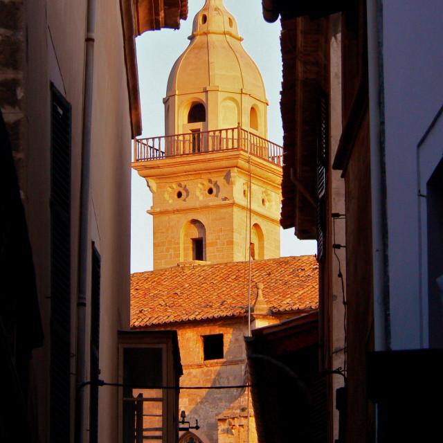"""Palma, Mallorca architecture"" stock image"