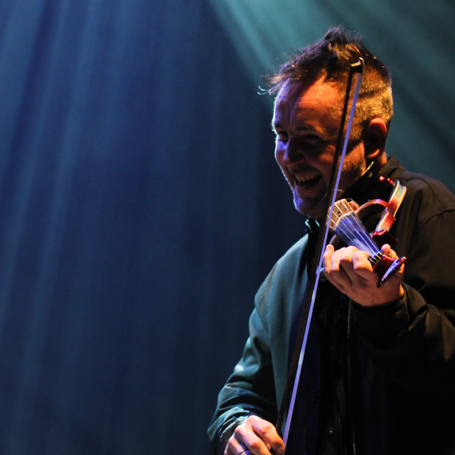 """Nigel Kennedy"" stock image"