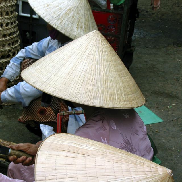 """Hoi An Market"" stock image"