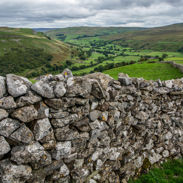 """Keld To Muker"" stock image"